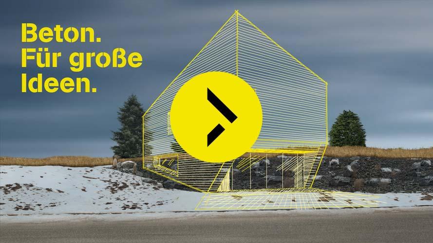 Beton. Für große Ideen. Das Wohnhaus E20 in Pliezhausen.